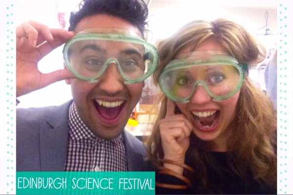 edinburgh science fest