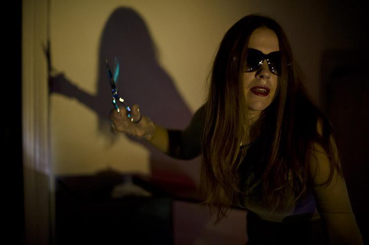Hannah Norris in Cut