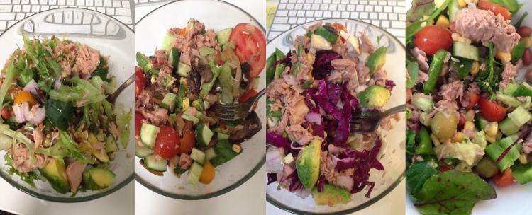 salads edit